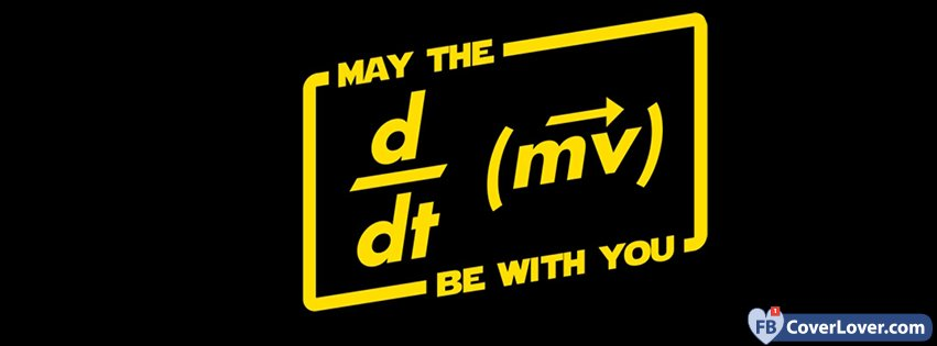 May The Force Be With You Formula
