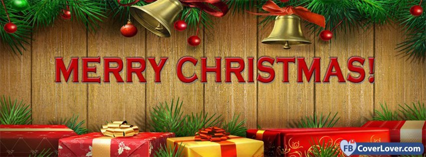 Merry Christmas 3 Holidays And Celebrations Facebook Cover Maker ...
