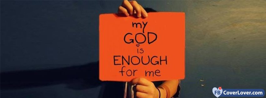 My God Is Enough For Me