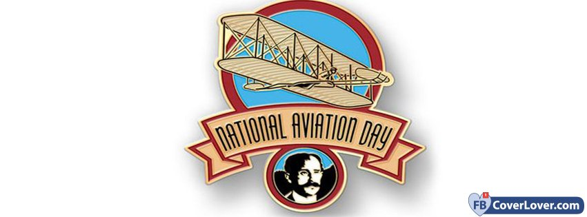 National Aviation Day Badge
