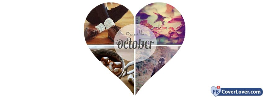 Oh Hello October