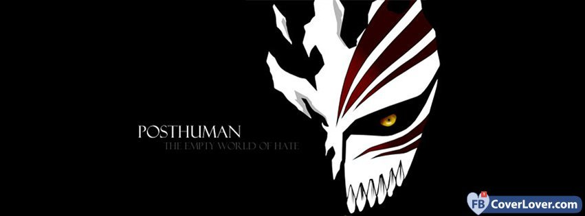 Posthuman gaming video games Facebook Cover Maker