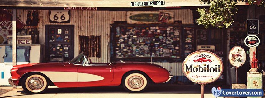Corvette Route 66
