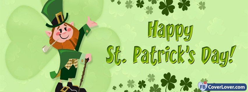 Saint Patrick Leprechaun 2