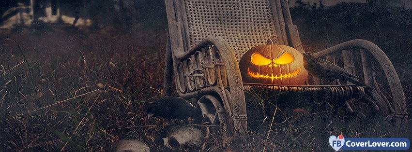 scary halloween pumpkin - Halloween Cover Pictures
