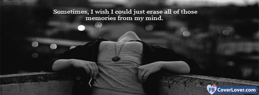 Sometimes I Wish I could
