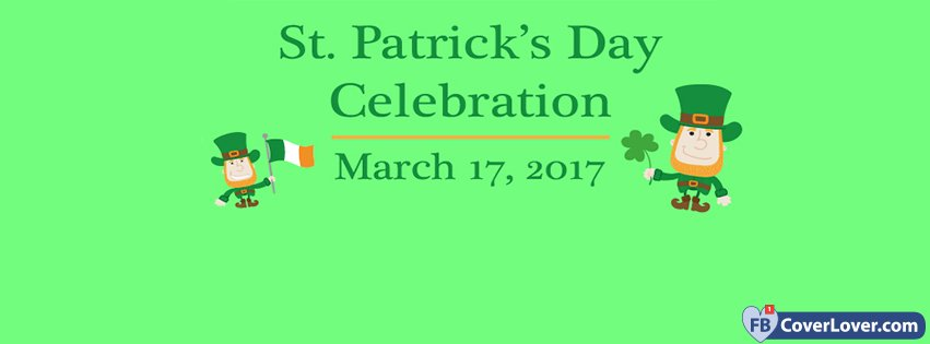 St Patrick's Day Celebration Day 2017