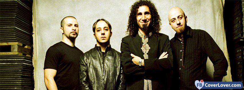 System Of A Down 2