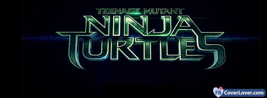 Teenage Mutant Ninja Turtles Title Comics Facebook Cover Maker