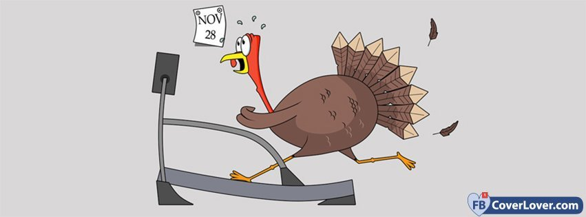 Thanks Giving Funny Turkey