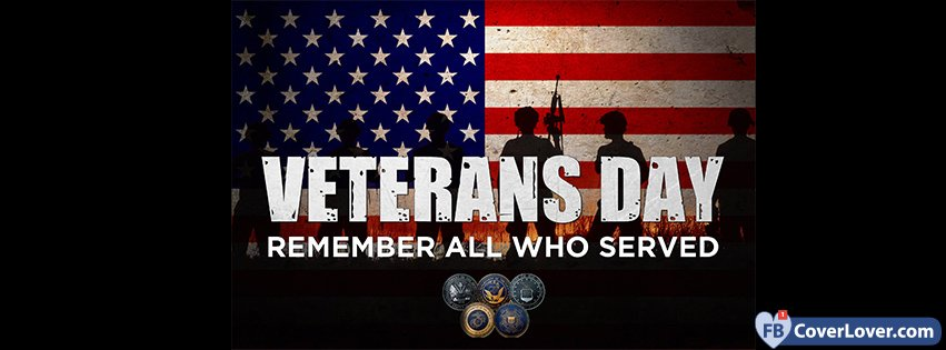 Thanks Veterans Rememb...