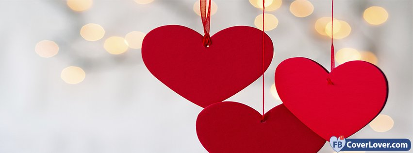 Valentine Day Hearts Light