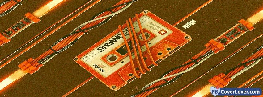 Vintage Retro Tape