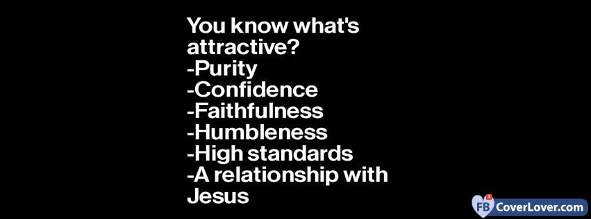 What Is Attractive With Jesus