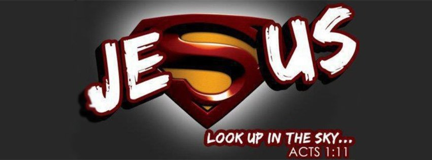 Super Jesus Acts 1 11