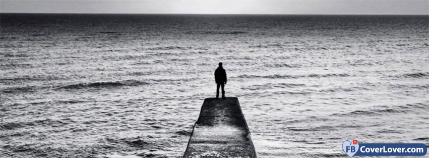 Alone On A Dock