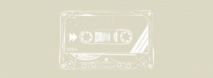 Cassette Tape Music Retro