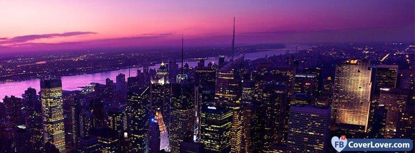 City Sunset 5