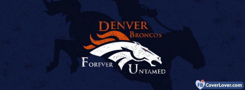 Denver Broncos Forever Untamed