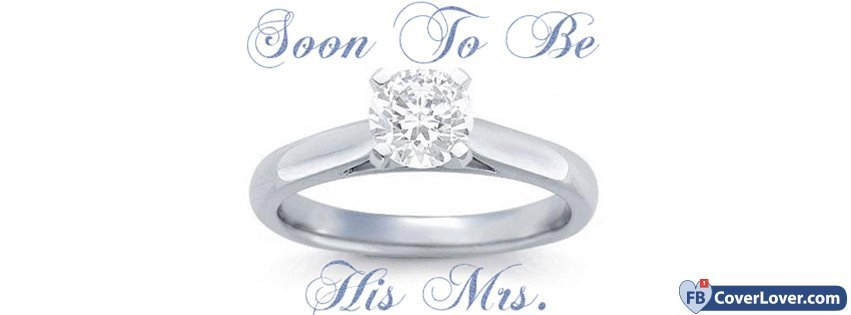 Engagement Ring Soon To Be His Mrs
