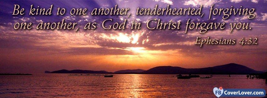 Ephesians 4 32 Bible Verse