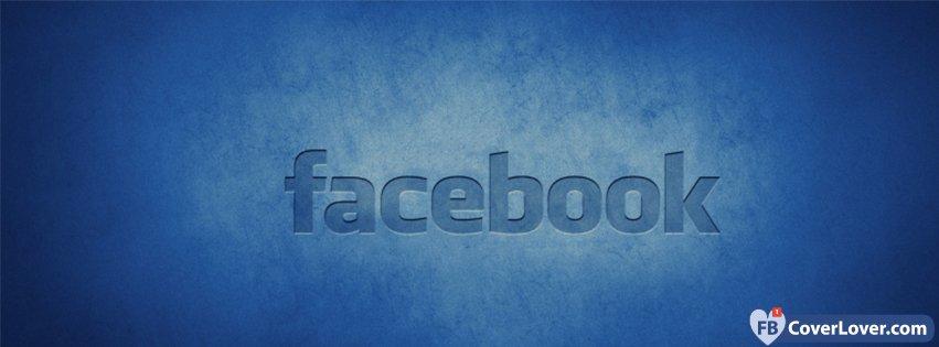 logo facebook b&w