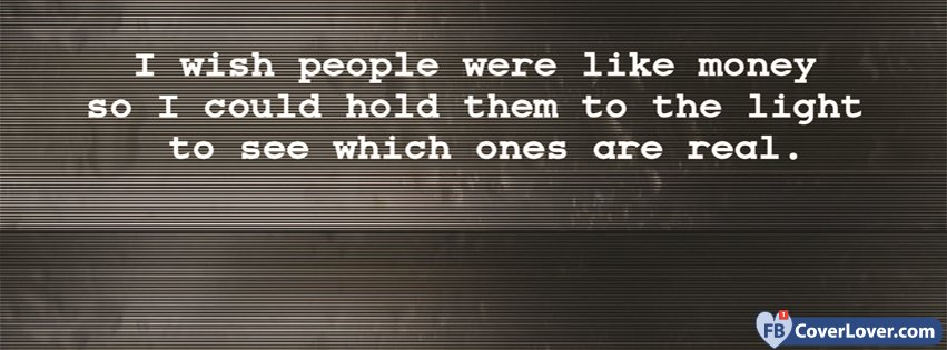 Fake People Quotes And Sayings Facebook Cover Maker Fbcoverlovercom