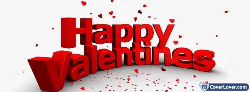 Happy Valentines Capital Letters