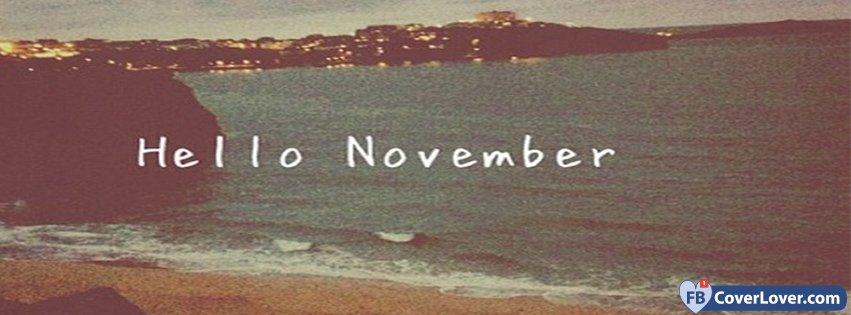 Hello November Sea