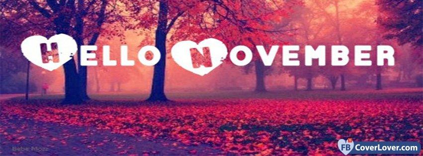 Hello Love November