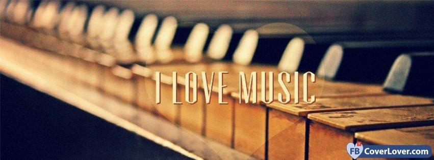 I Love Music Piano