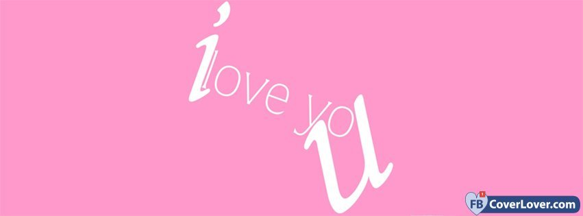 I Love You Pink Fancy