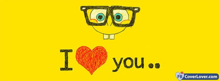 I Love You Spongebob
