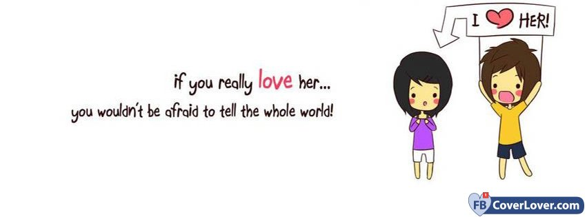 If You Really Love Her