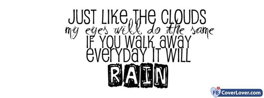 It Will Rain Lyrics 6