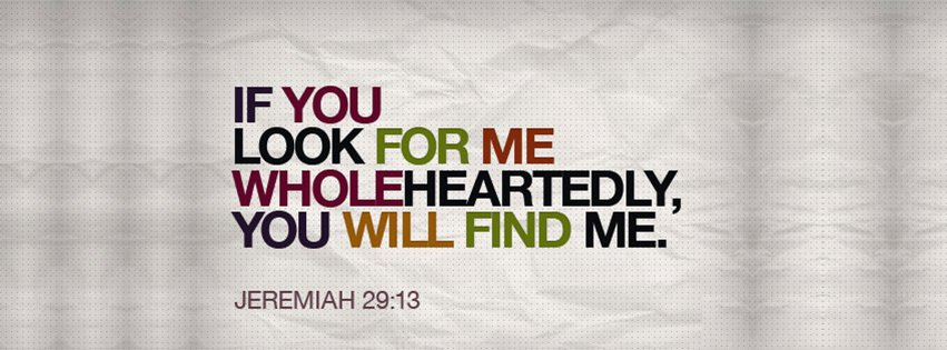 God Will Find You Jeremiah 29 13