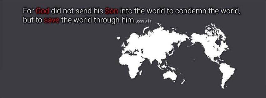 John 3 17 Bible Verse