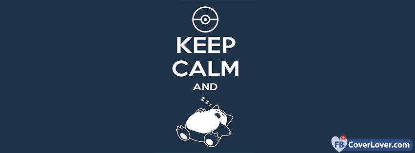 Keep Calm And Pokemon