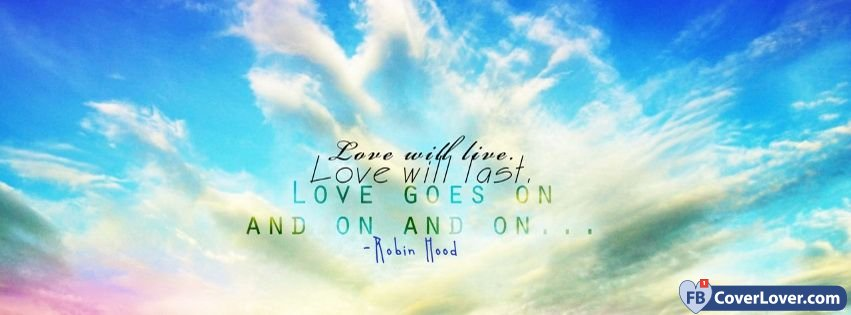 Love Will Live Robin Hood