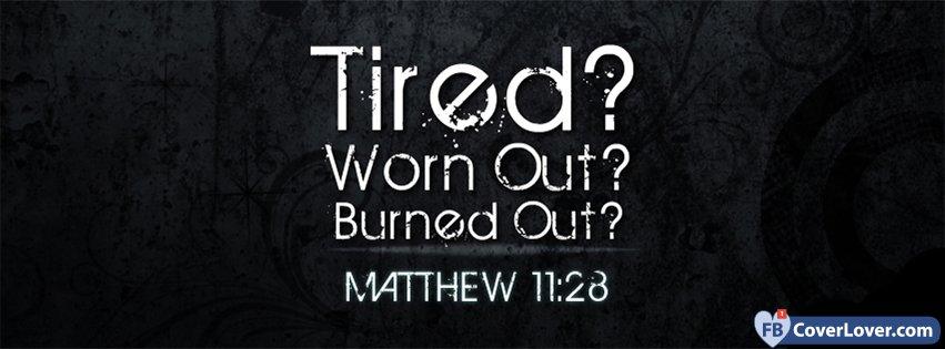 Matthew 11 28