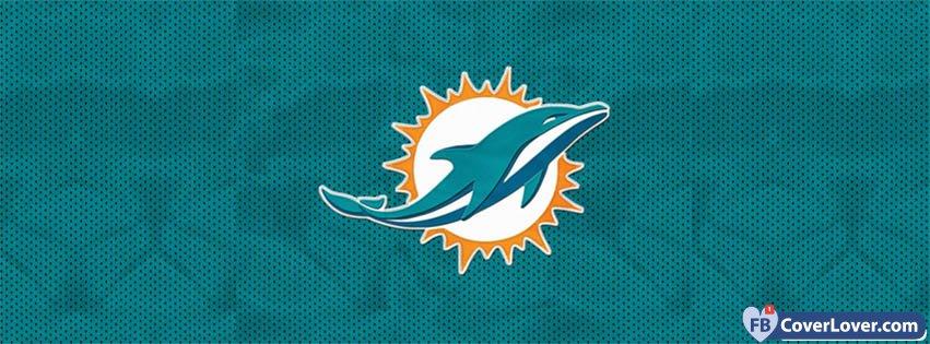 Miami Dolphins New Logo