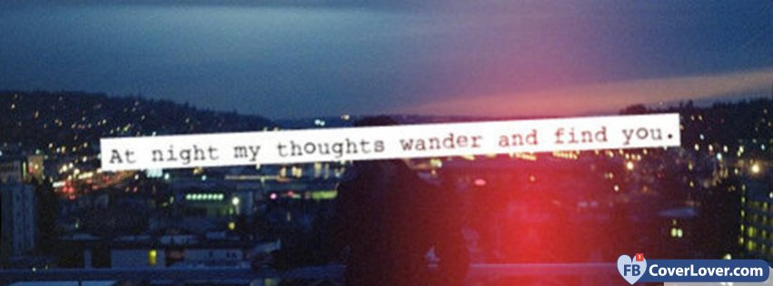 My Thoughts Wander