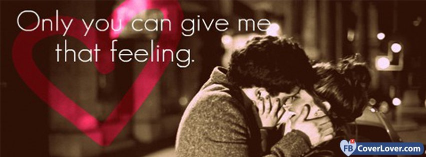 Only You Give Me That Feeling