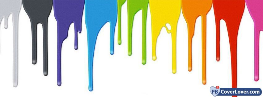 Paint Flowing