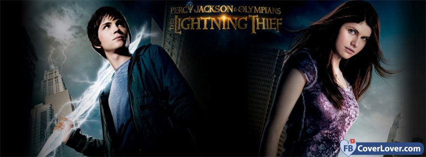 Percy Jackson Lightning Thief 2