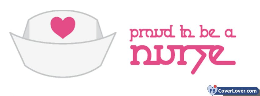 proud to be a nurse funny and cool facebook cover maker