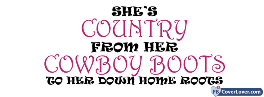 She Is Country