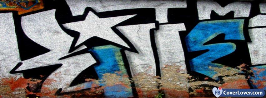 Star Graffiti Paint