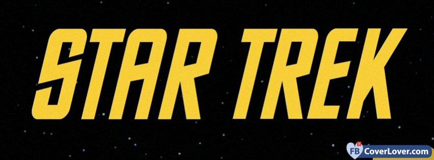 star trek logo comics facebook cover maker fbcoverlover com