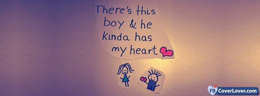 He Kinda Has My Heart